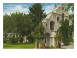 Riverside  California - Glenwood Mission Inn View of Mission Bells