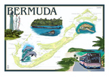 Bermuda - Nautical Chart