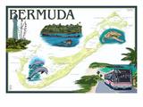 Bermuda - Nautical Chart