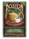 Boston  Massachusetts - Boston Tea