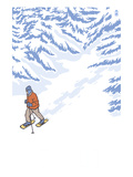 Snowshoer Stylized