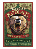 Kodiak  Alaska - Grizzly Bear Ale