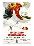 Downhill Skiing Promotion - Il Concurso Internacional