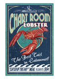 Cataumet  Cape Cod  Massachusetts - Chart Room Lobster