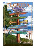 Marco Island  Florida - Destinations Signpost