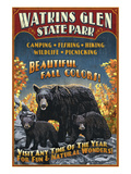 Watkins Glen State Park  New York - Bear Family