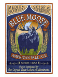 Minnesota - Blue Moose Pale Ale
