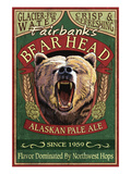 Fairbanks  Alaska - Bear Head Ale