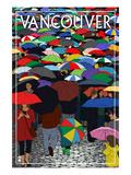 Umbrellas - Vancouver  BC