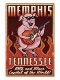 Memphis  Tennessee - Guitar Pig
