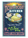 Mount Dora  Florida - Key Lime Pie Sign