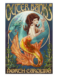 Mermaid - Outer Banks  North Carolina
