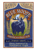 Blue Moose - Northwest Pale Ale