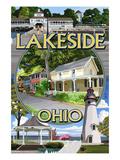 Lakeside  Ohio - Montage Scenes