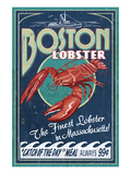Boston  Massachusetts - Lobster