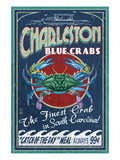 Charleston  South Carolina - Blue Crabs