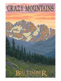 Big Timber  Montana - Spring Flowers