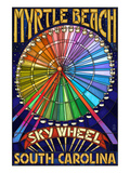 Myrtle Beach  South Carolina - Skywheel