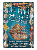 Long Beach  California - Shell Shop