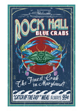 Rock Hall  Maryland - Blue Crabs