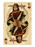 Las Vegas  Nevada - King of Hearts