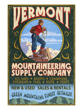 Vermont - Mountaineering Supply Company