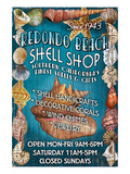 Redondo Beach  California - Shell Shop
