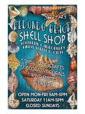 Redondo Beach  California - Shell Shop