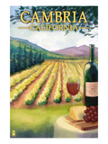 Cambria  California - Wine Country