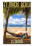 Ft Myers Beach  Florida - Hammock