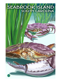 Seabrook Island  South Carolina - Dungeness Crab