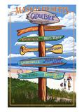 Gloucester  Massachusetts - Sign Destinations