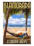 Islamorada  Florida Keys - Hammock Scene