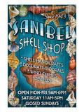 Shell Shop - Sanibel  Florida