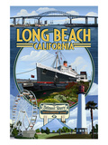 Long Beach  California - Montage