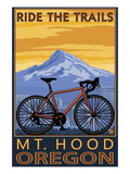 Mt Hood  Oregon - Ride the Trials
