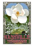 Magnolias - Nashville  Tennessee
