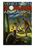 Venice Beach  California - Zombie Apocalypse