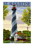 St Augustine  Florida Lighthouse