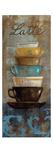 Antique Coffee Cups II Giclée premium par Silvia Vassileva