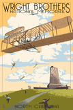 Wright Brothers National Memorial - Outer Banks  North Carolina