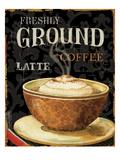 Today's Coffee II Giclée premium par Lisa Audit