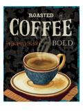 Today's Coffee IV Giclée premium par Lisa Audit