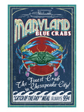 Chesapeake City  Maryland - Blue Crab