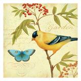 Garden Passion II Giclée premium par Daphne Brissonnet