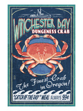 Winchester Bay  Oregon - Dungeness Crab