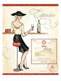 Wine Event I Giclée premium par Andrea Laliberte