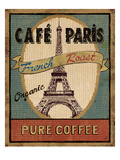 Coffee Blend Label II