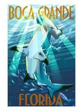 Boca Grande  Florida - Hammerhead Shark