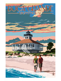 Boca Grande  Florida - Lighthouse